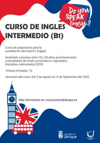 Curso de Inglés Intermedio (B1)